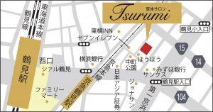 整体サロンTsurumiMap